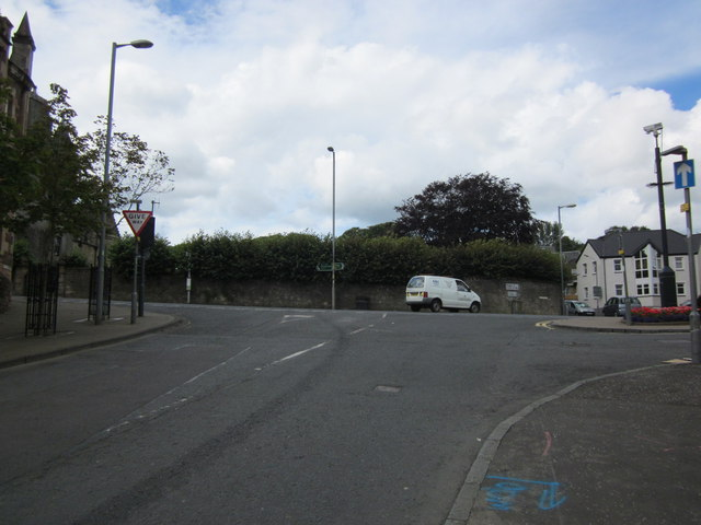 St Cuthbert's Road
