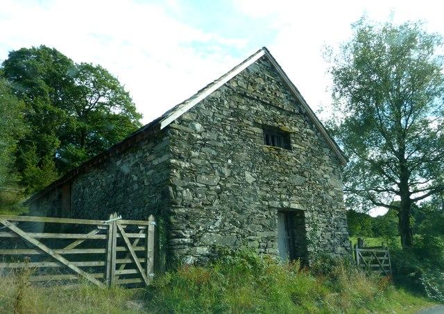 Barn by Atkinson Ground