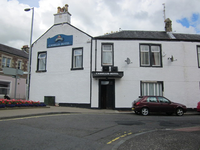 Cassillis Hotel