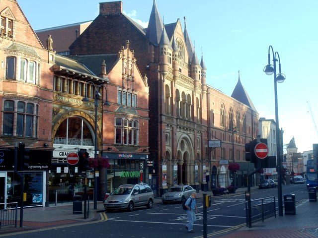 The Grand Theatre, Leeds