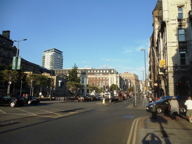 The Headrow, Leeds
