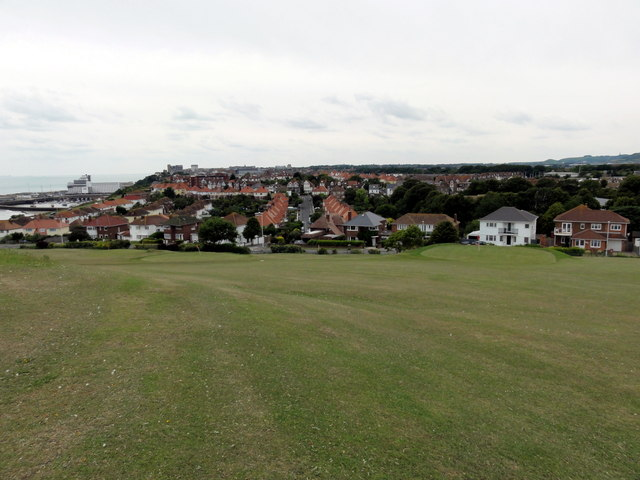 Folkestone, East Cliff Golf Course