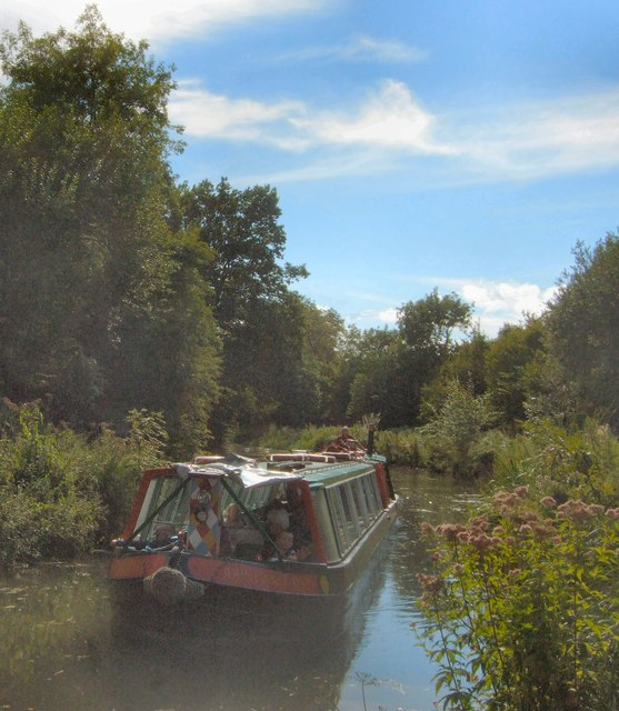 John Pinkerton Canal Boat