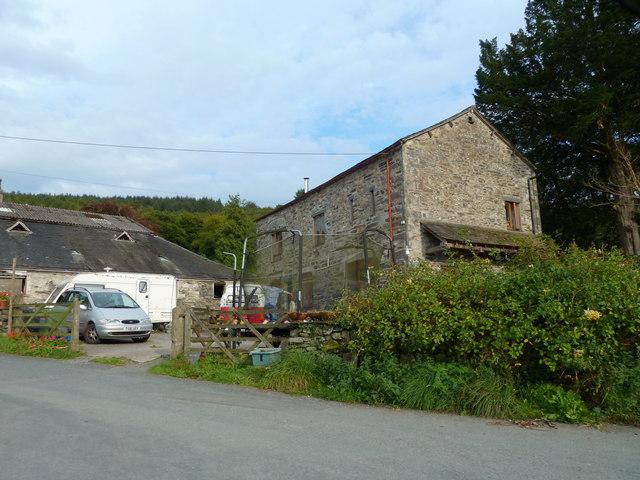 House, Nibthwaite Grange