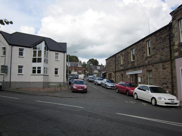 Barns Road