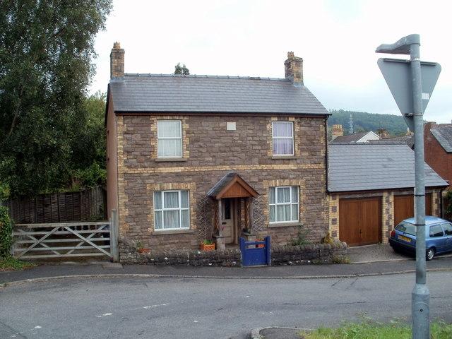 Richmond Road house, Abergavenny