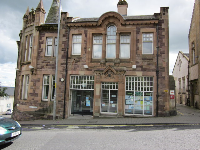 Maybole Library
