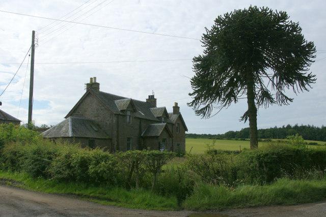 Balhomie Farm, near Cargill