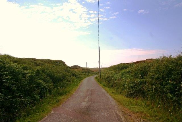 Road to Kilchiaran