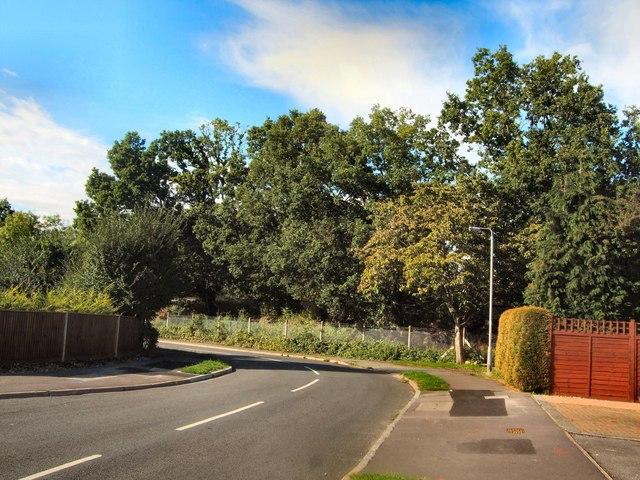 Bathurst Road, Winnersh