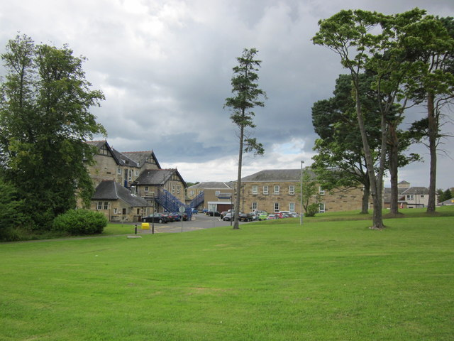 Ailsa Hospital Buildings