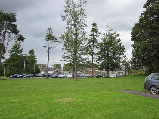 Ailsa Hospital Car Park