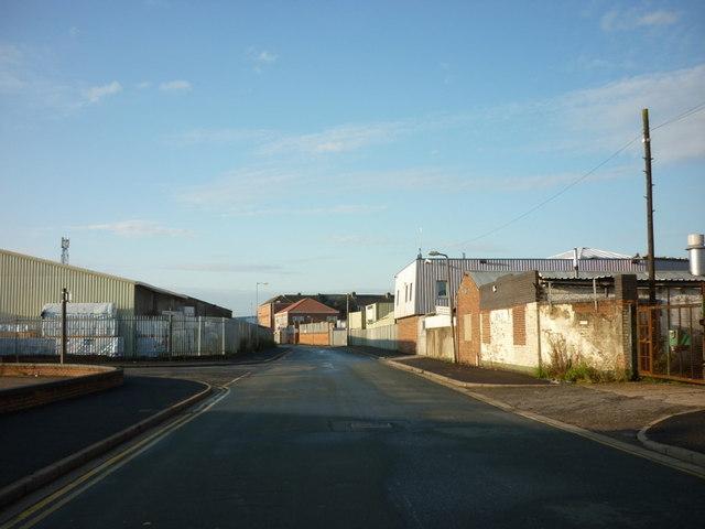 Wyke Street, Kingston upon Hull