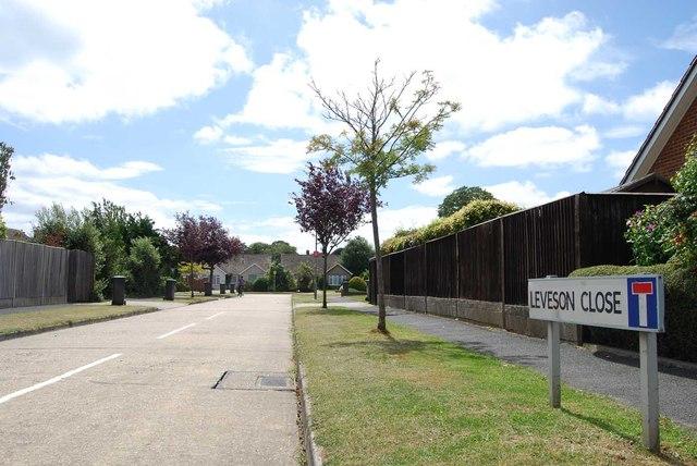 Leveson Close (1)