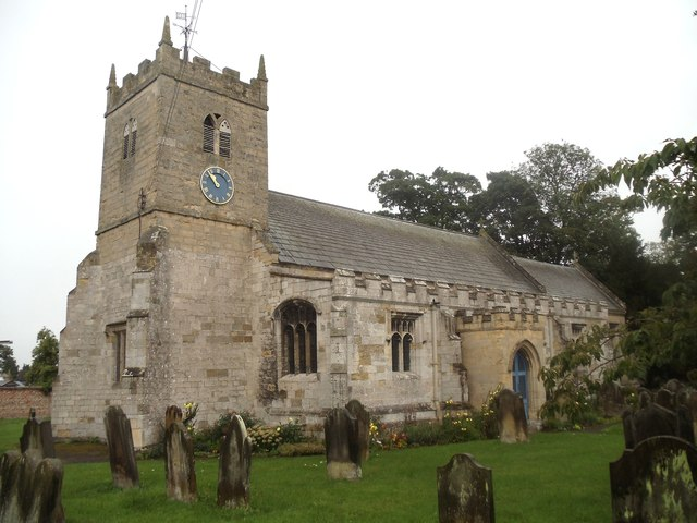 St Laurence's Church, Kirby Misperton