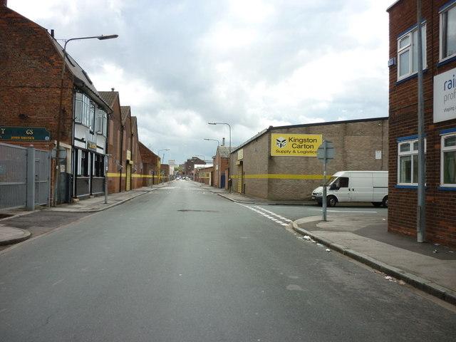 Cumberland Street, Kingston upon Hull