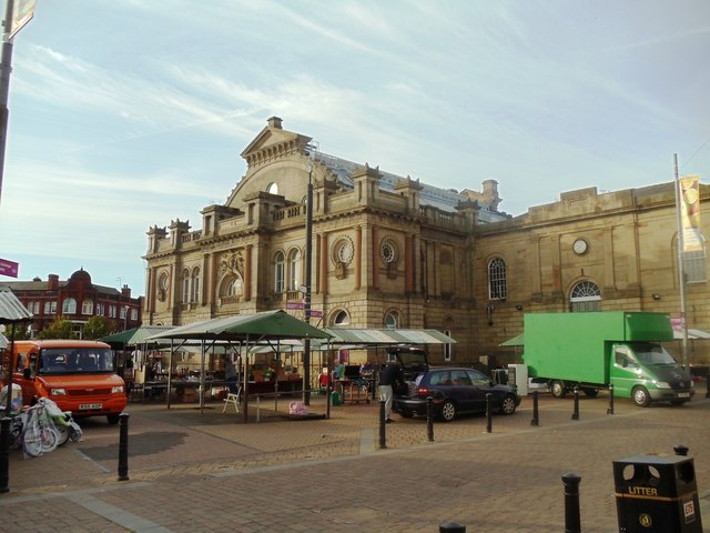 Doncaster Market Hall