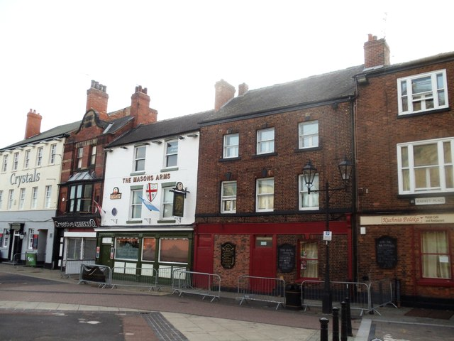 The Masons Arms, Doncaster