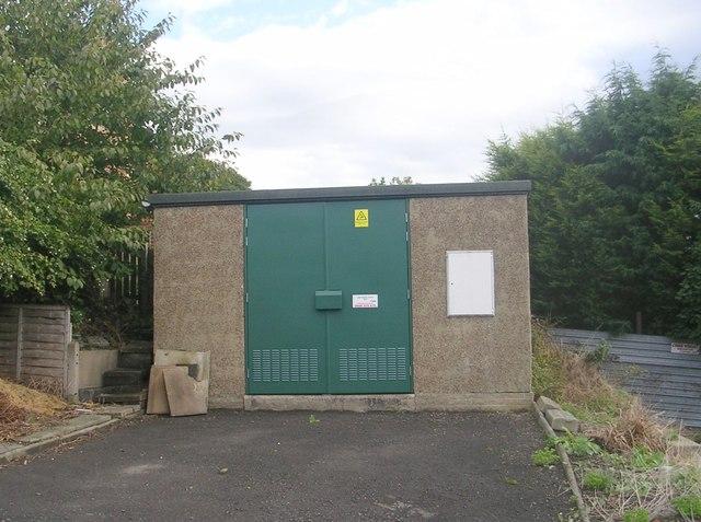 Electricity Substation No 4019 - Centenary Road