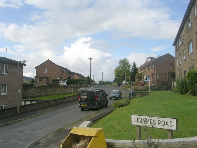 St James Road - Centenary Road