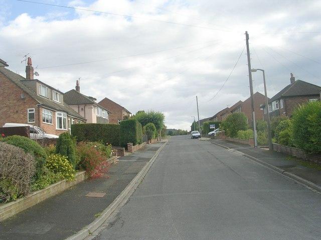 St James Road - Dorchester Crescent
