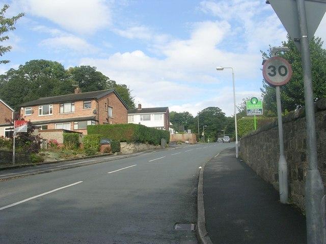 Roundwood Road - Otley Road