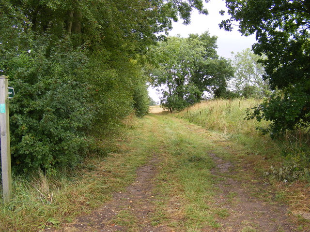 Footpath to Newtown & New Road