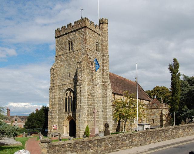 St Mary the Virgin Church, Battle