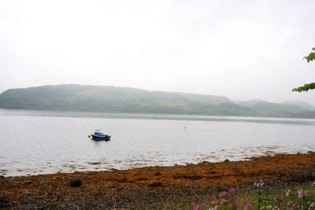 Loch Fyne Mooring