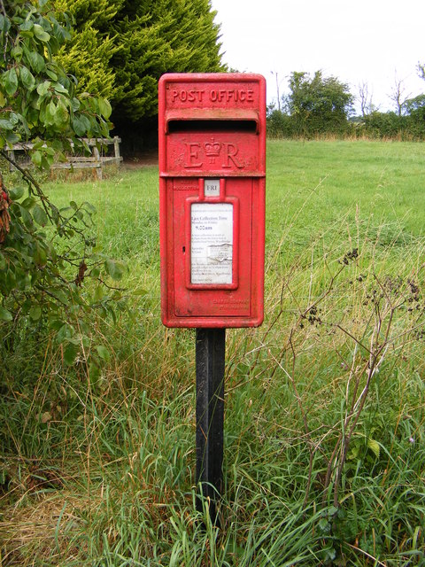 Stanway Farm Postbox