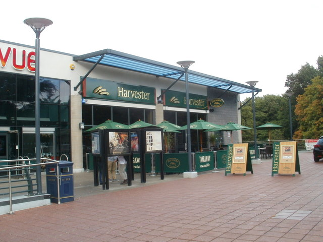 New Harvester restaurant, Cwmbran