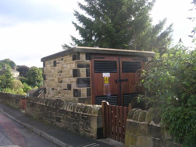 Electricity Substation No 43656 - Park Lane