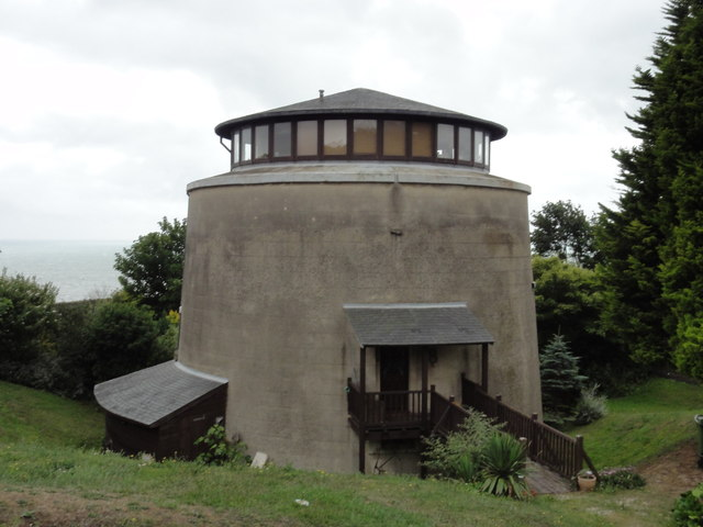 Shorncliffe, Martello Tower No. 8