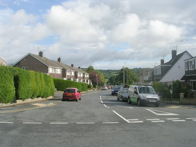 Coverdale Way - Langley Lane