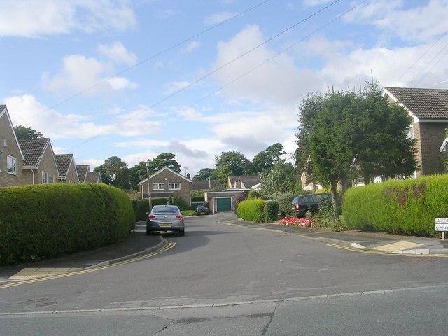 Garsdale Crescent - Langley Lane