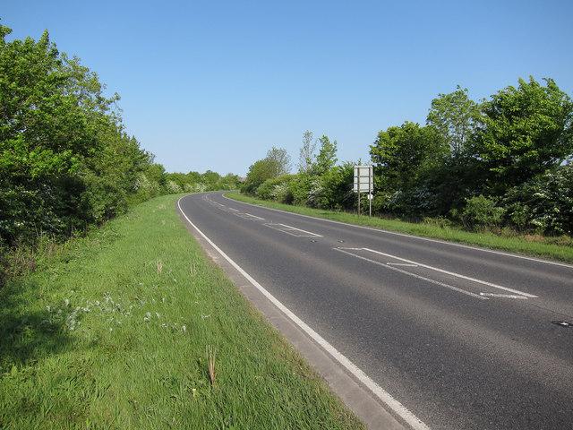 A1307 Horseheath bypass