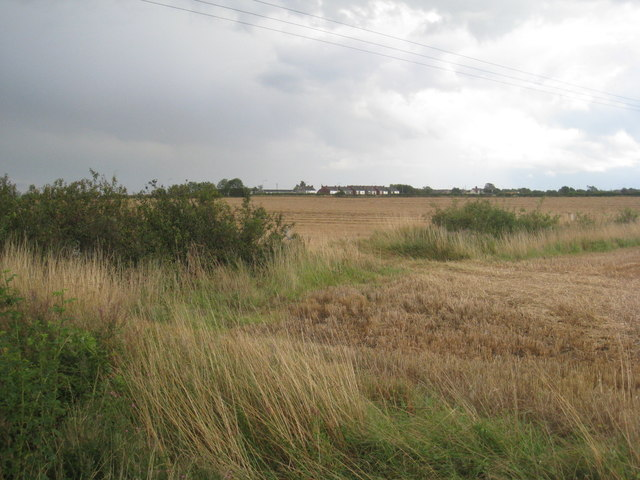 View towards South Killingholme