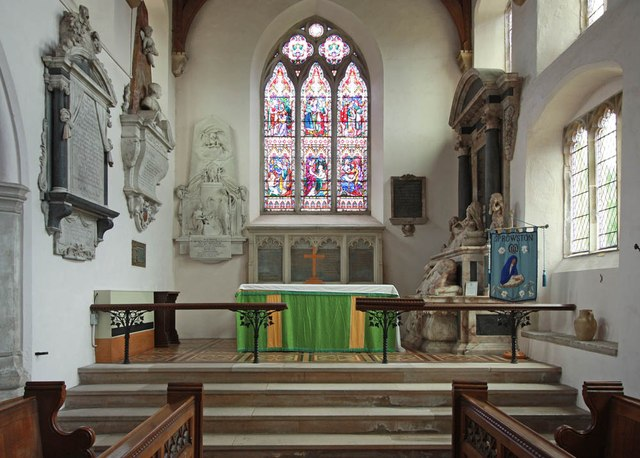 St Mary & St Margaret, Sprowston, Norwich - Sanctuary