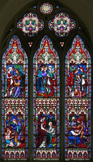 St Mary & St Margaret, Sprowston, Norwich - Window