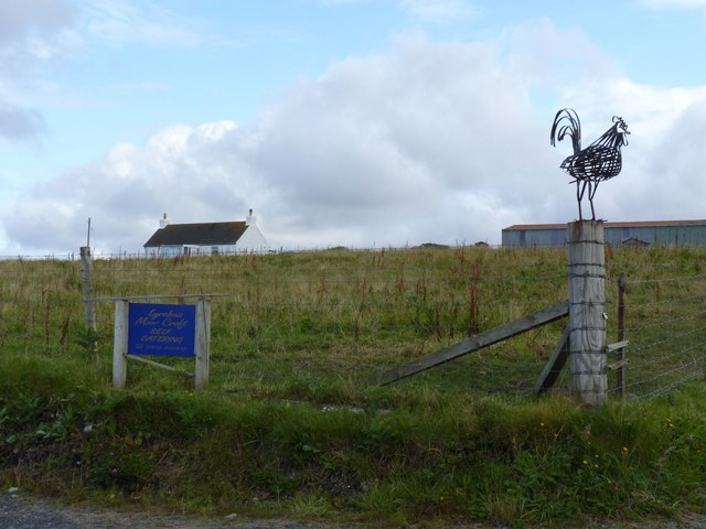 Entrance to Lyrabus, Islay