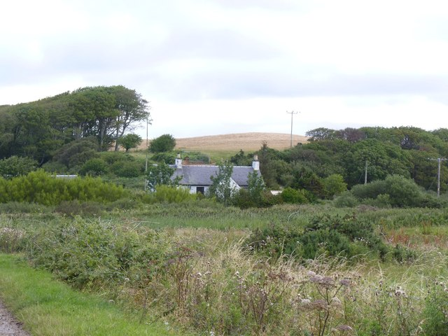 Erasaid Cottage, Islay