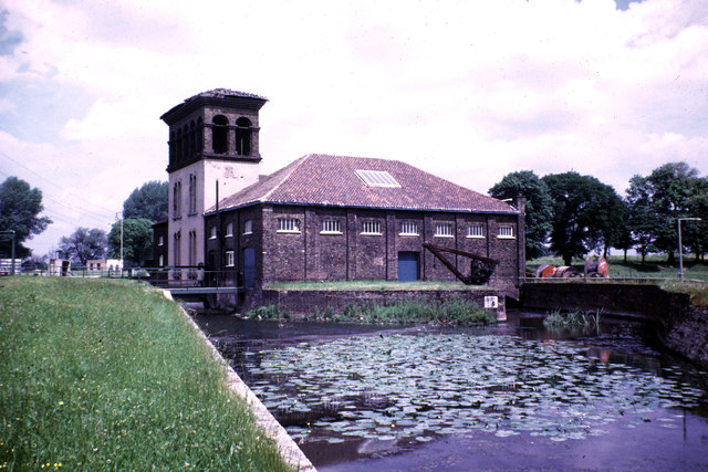 Copper Mills Pumping Station