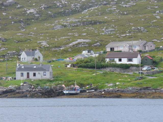Nasg from Castlebay