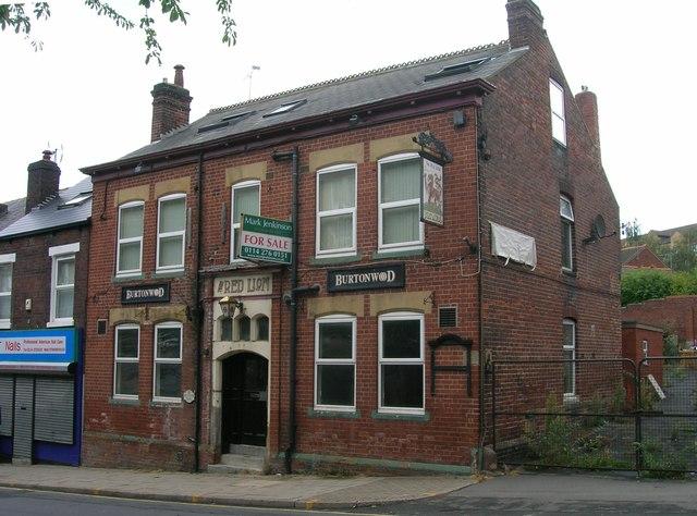 The Red Lion, Duke Street, Sheffield
