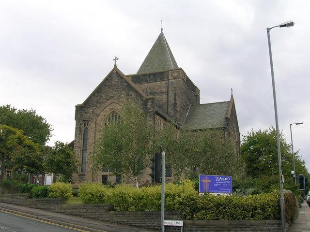 St Aidan's Church, Sheffield