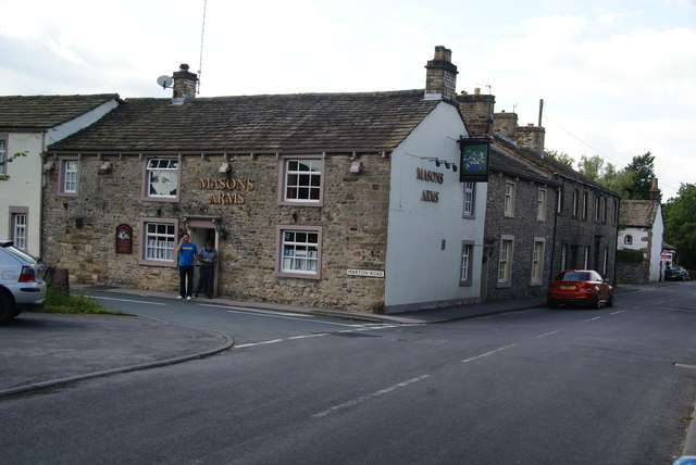 The Masons Arms, Gargrave