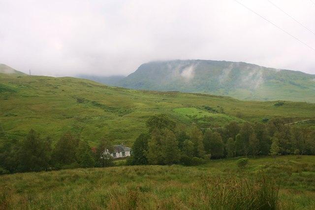 Derrydaroch in Glen Falloch