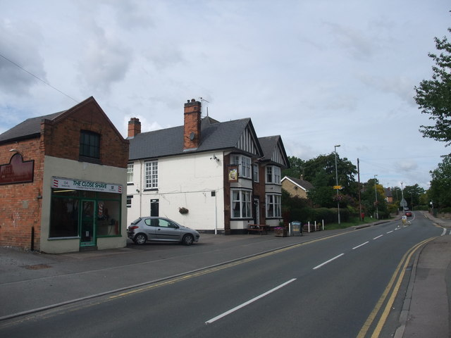 Station Road, Countesthorpe