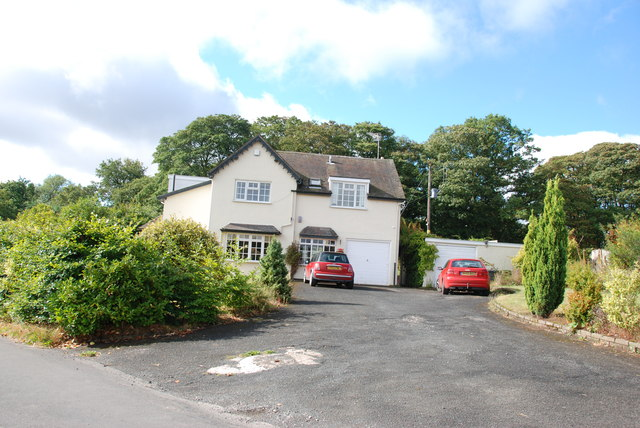 House on Greensforge Lane
