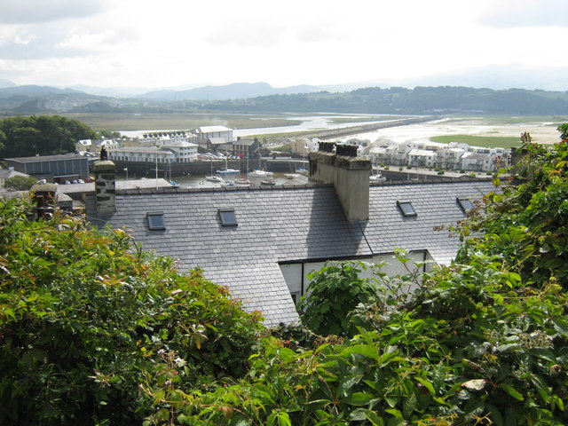 Porthmadog and the Cob